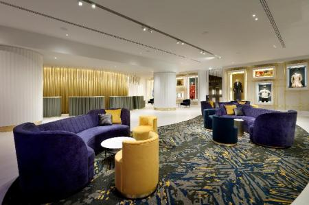 Lobby Hard Rock Hotel London