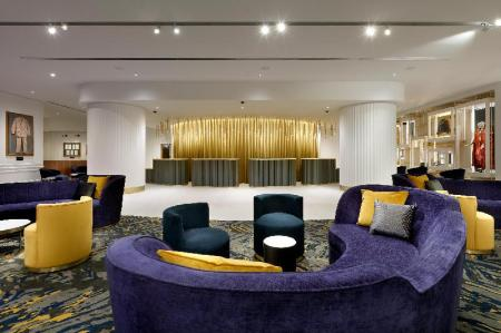 Reception Hard Rock Hotel London