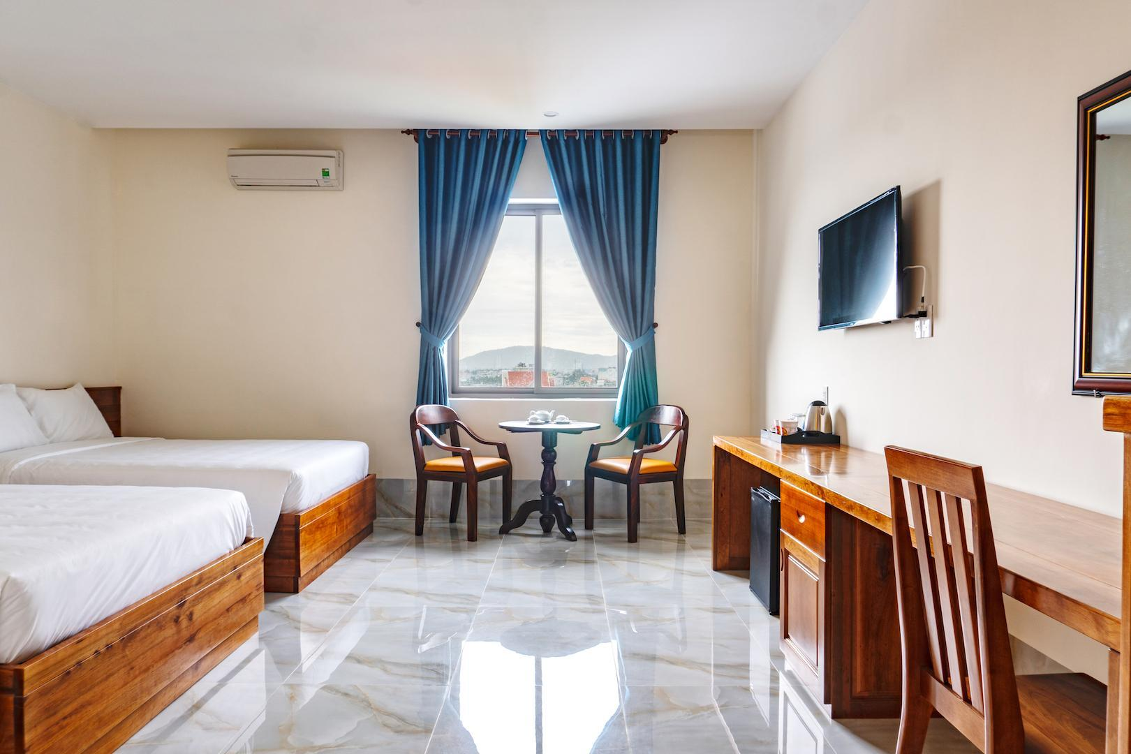 Phòng Deluxe 2 giường (Deluxe Twin Room)