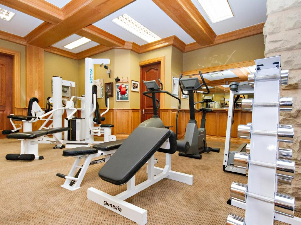 Fitnesscenter Villa Sterne Boutique Hotel and Health Spa