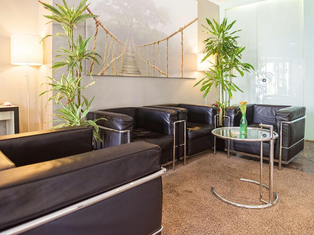 Lobby Hotel Berlin Mitte by Campanile