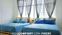 HINOKI PUCHONG JAYA IOI MALL SKYPOD COZY HOME STAY