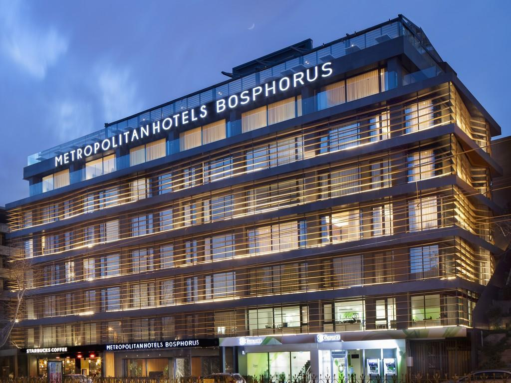 More about Metropolitan Hotels Bosphorus
