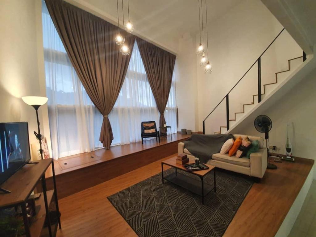 Duplex Studio Loft Empire City Damansra Perdana Entire Apartment Kuala Lumpur Deals Photos Reviews