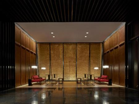 Lobby The PuXuan Hotel and Spa