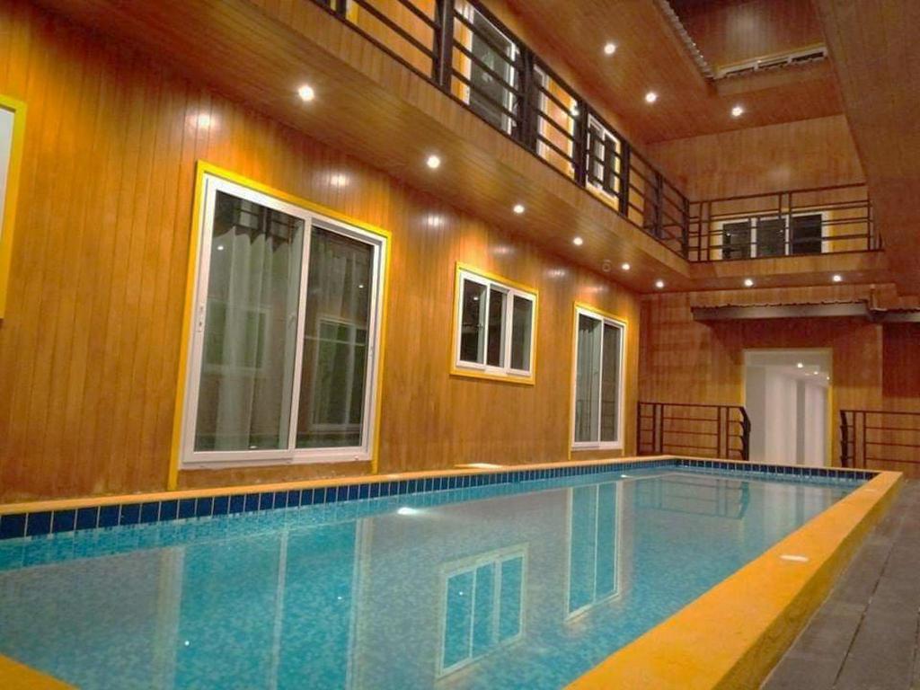 Plan Ou Photo Pool House Pour Piscine resort m - bts chong nonsi in bangkok - room deals, photos
