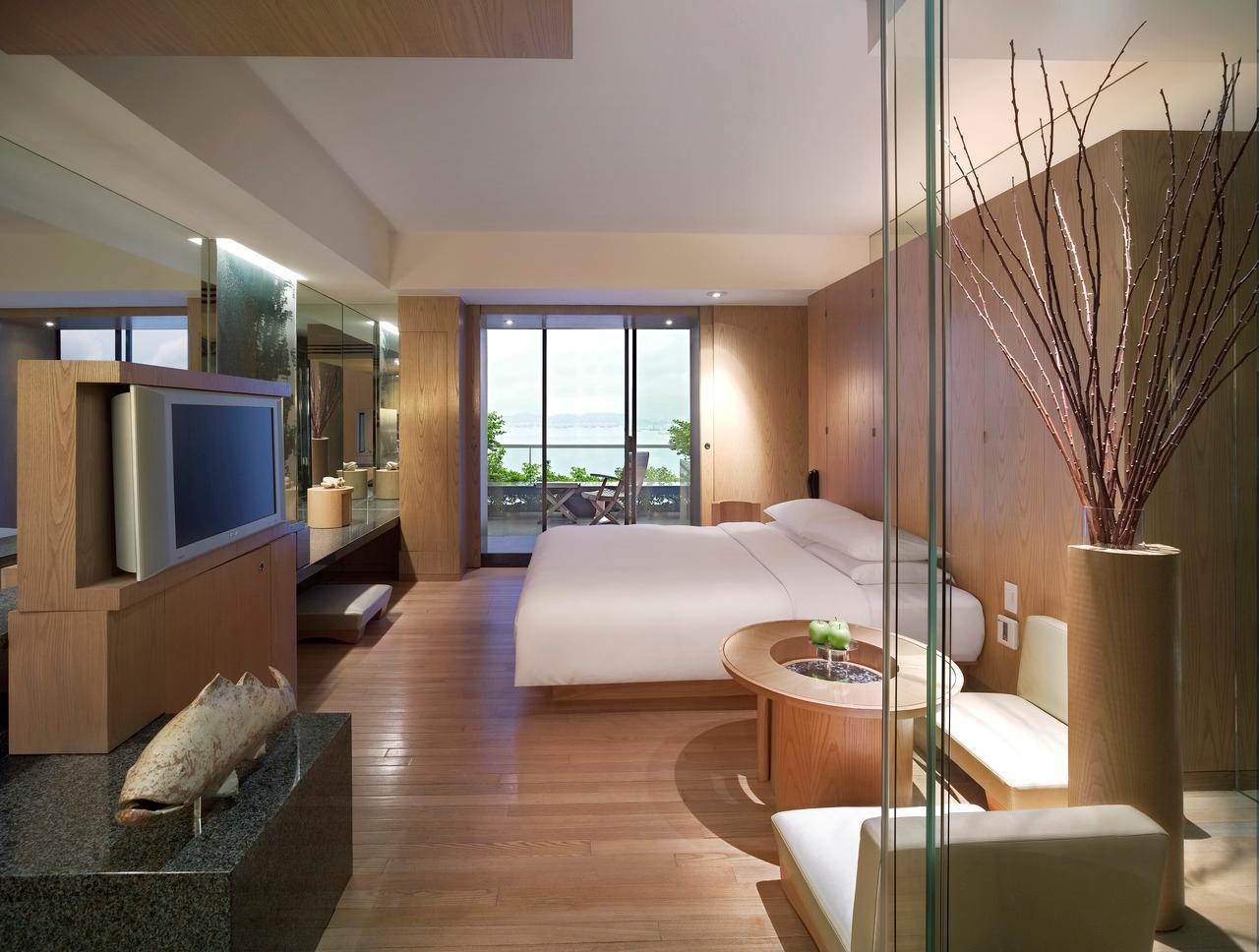 Bilik Grand Hyatt Plateau dengan Teres (Grand Hyatt Plateau Room with Terrace)