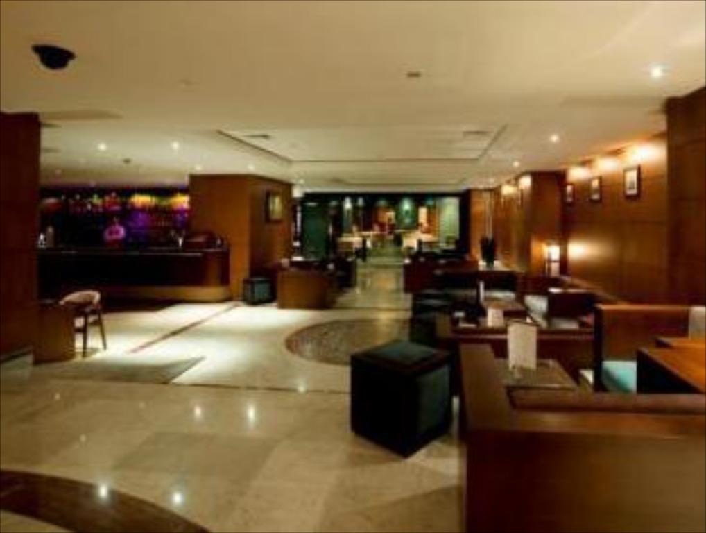 Pub/Lounge Atlas Almohades Casablanca City Center