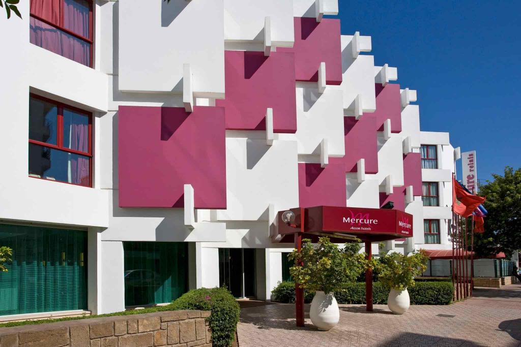 More about Hotel Mercure Rabat Sheherazade