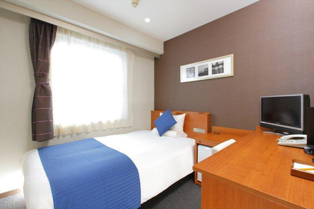 Economy Single Room Non-Smoking HOTEL MYSTAYS Nagoya-Sakae