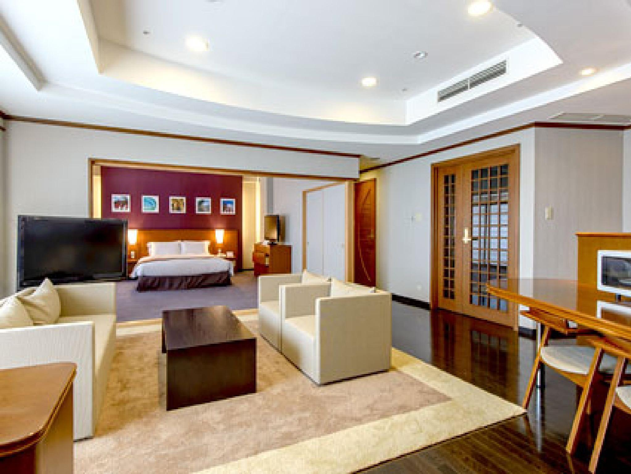 雙人套房 (Suite Double Room)