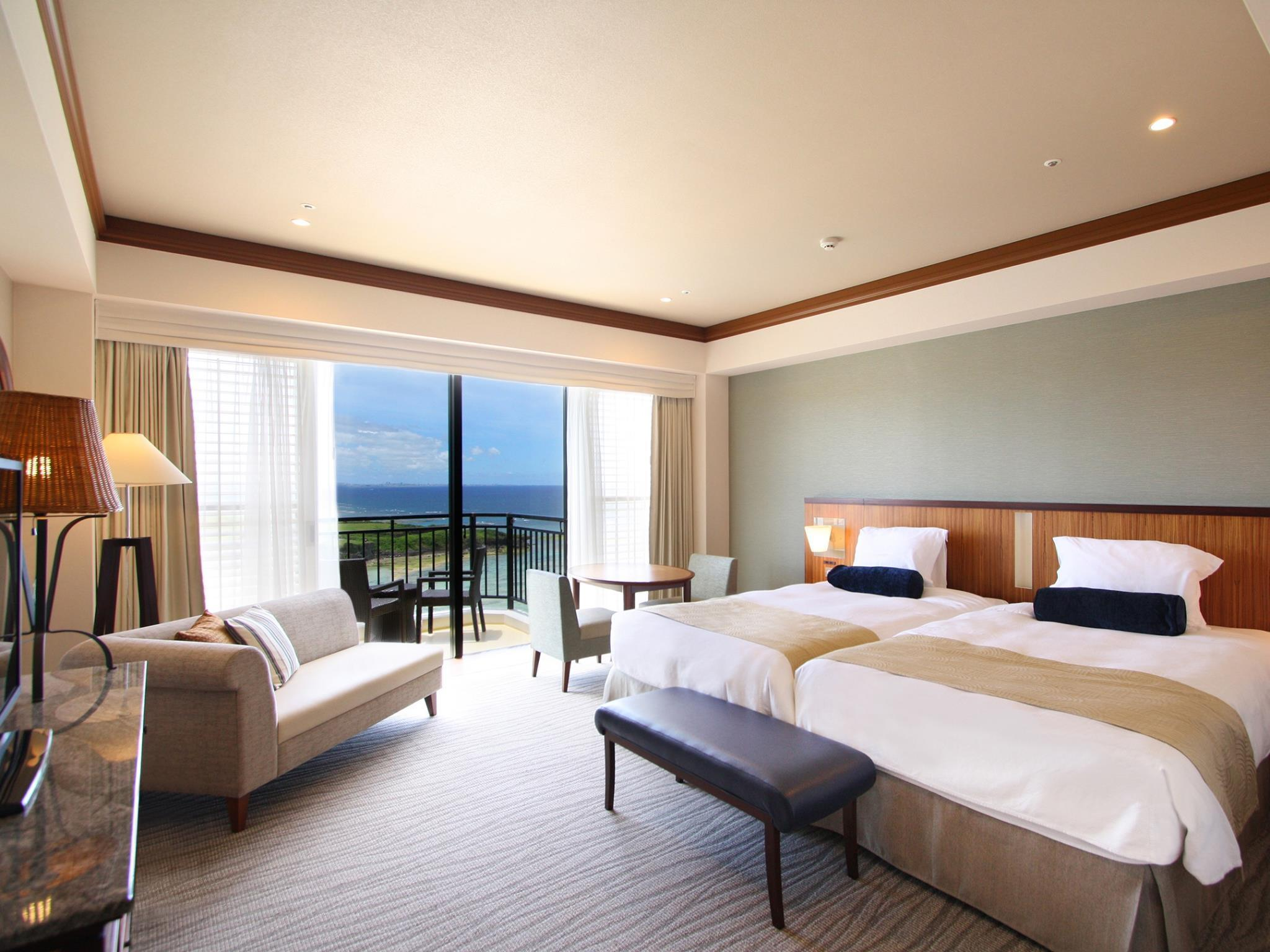 Top Deluxe dengan Pemandangan Laut (Top Deluxe Sea View)