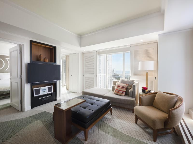 Twin Terrace Suite