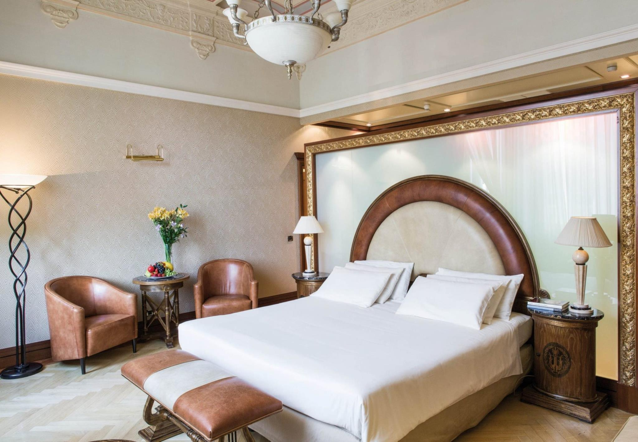 Suite Junior 1 Bilik Tidur Pemandangan Bandar dengan Katil King (Junior Suite, 1 Bedroom Junior Suite, 1 King, City view)
