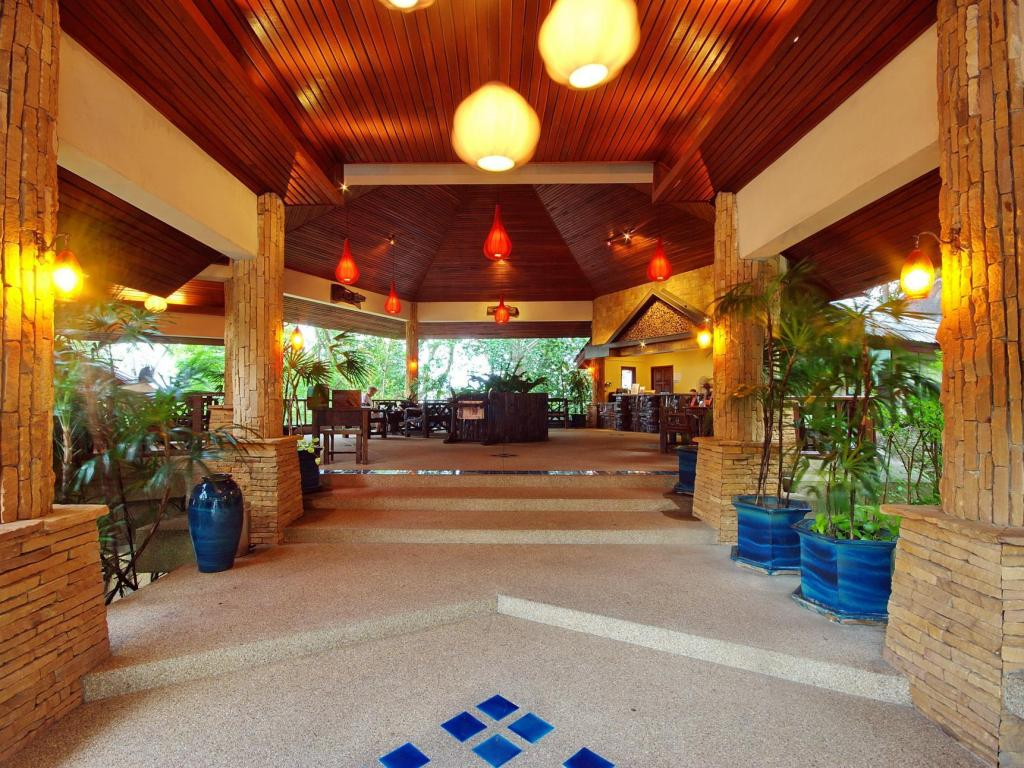 Lobby Baan Hin Sai Resort & Spa