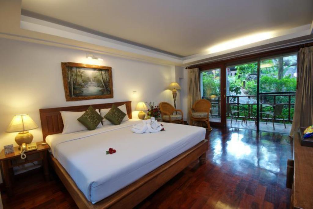 Standard Room With Breakfast Baan Hin Sai Resort & Spa