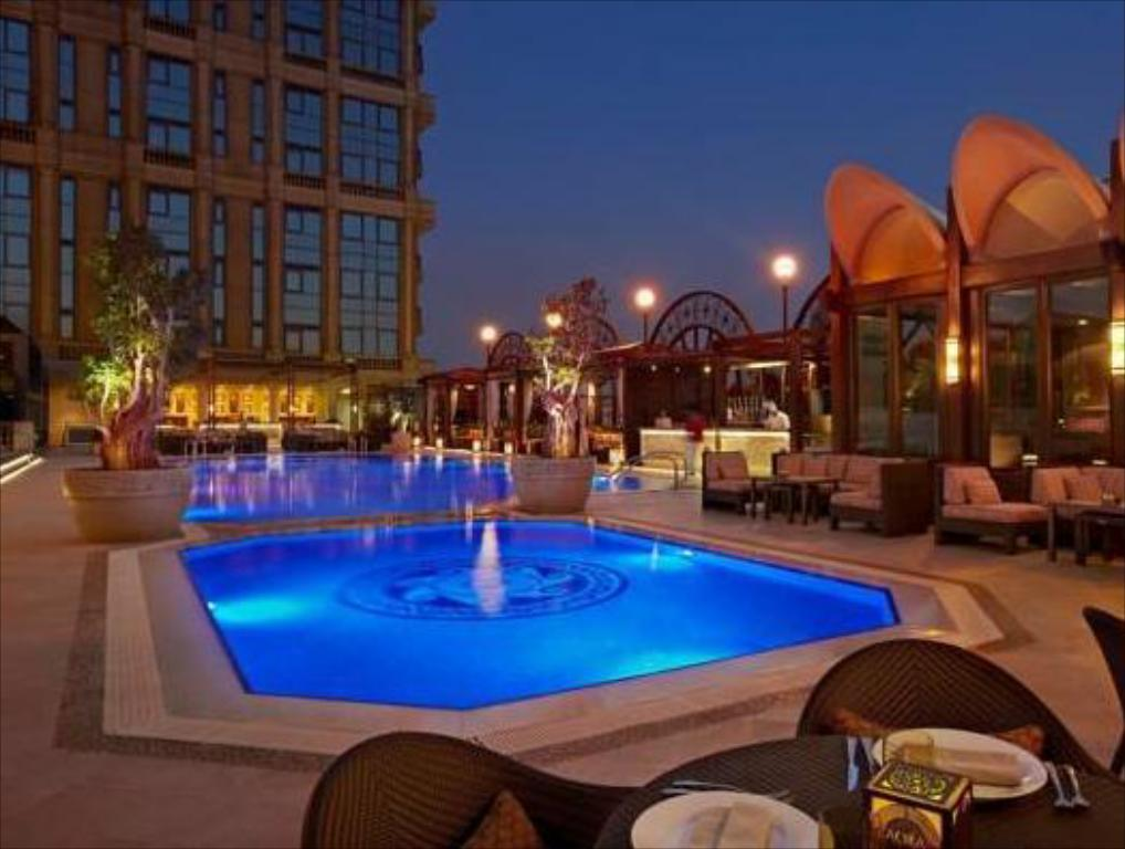 Uszoda Four Seasons Hotel Cairo at The First Residence