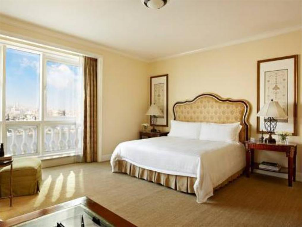 Quarto Superior com 1 Cama King - Quarto de hóspedes Four Seasons Cairo At The First Residence (Four Seasons Hotel Cairo at The First Residence)