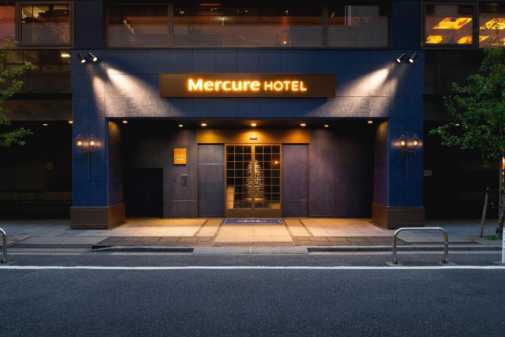 More about Mercure Hotel Ginza Tokyo