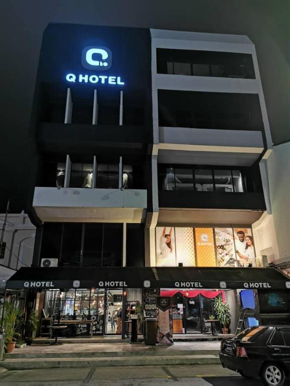 Q Capsule Hotel Penang 2020 Updated Deals 597 Hd Photos Reviews