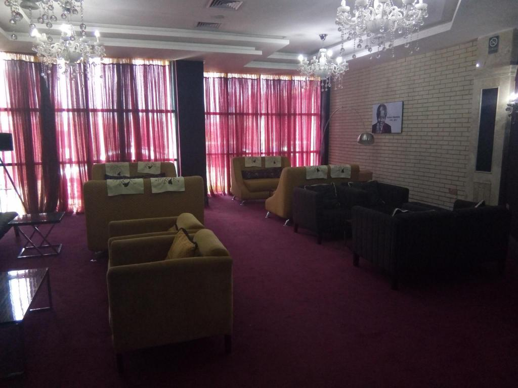 Executive Lounge Adig Suites Enugu