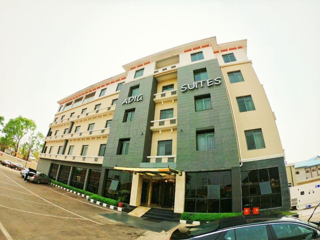 Adig Suites Enugu - Hotel in Enugu - Easy Online Booking