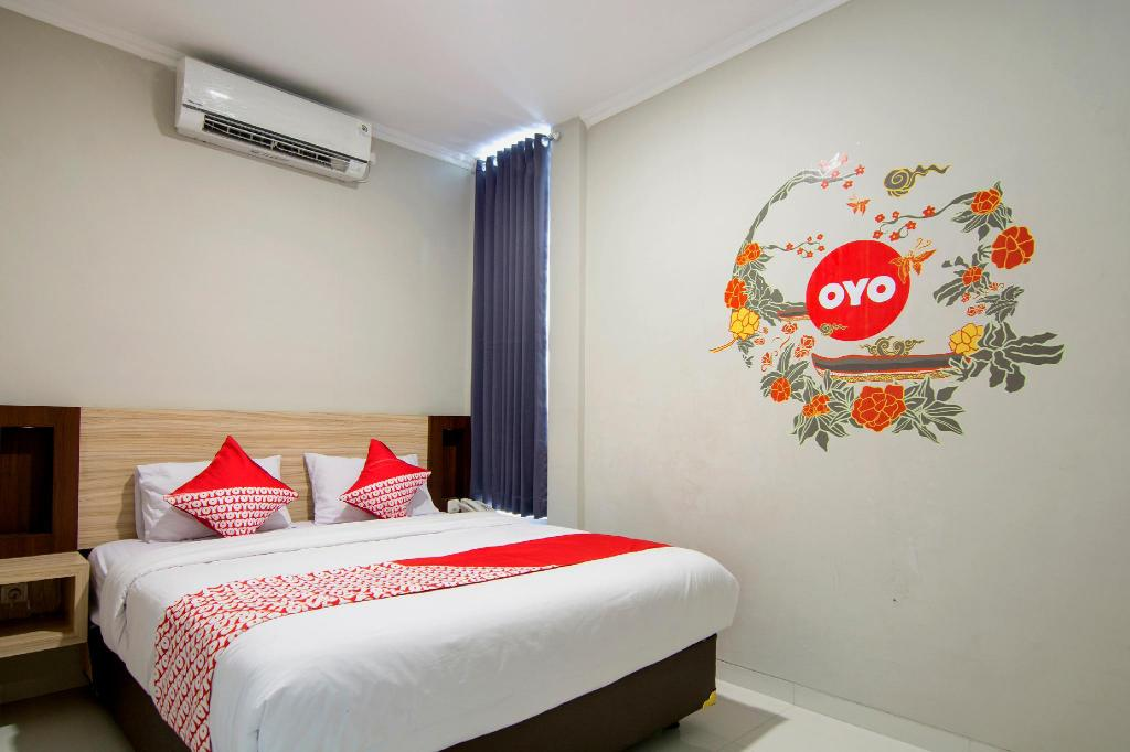Standard Double - View OYO 195 Stay @h Guesthouse