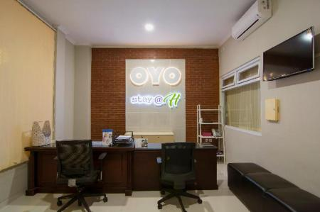 Lobby OYO 195 Stay @h Guesthouse
