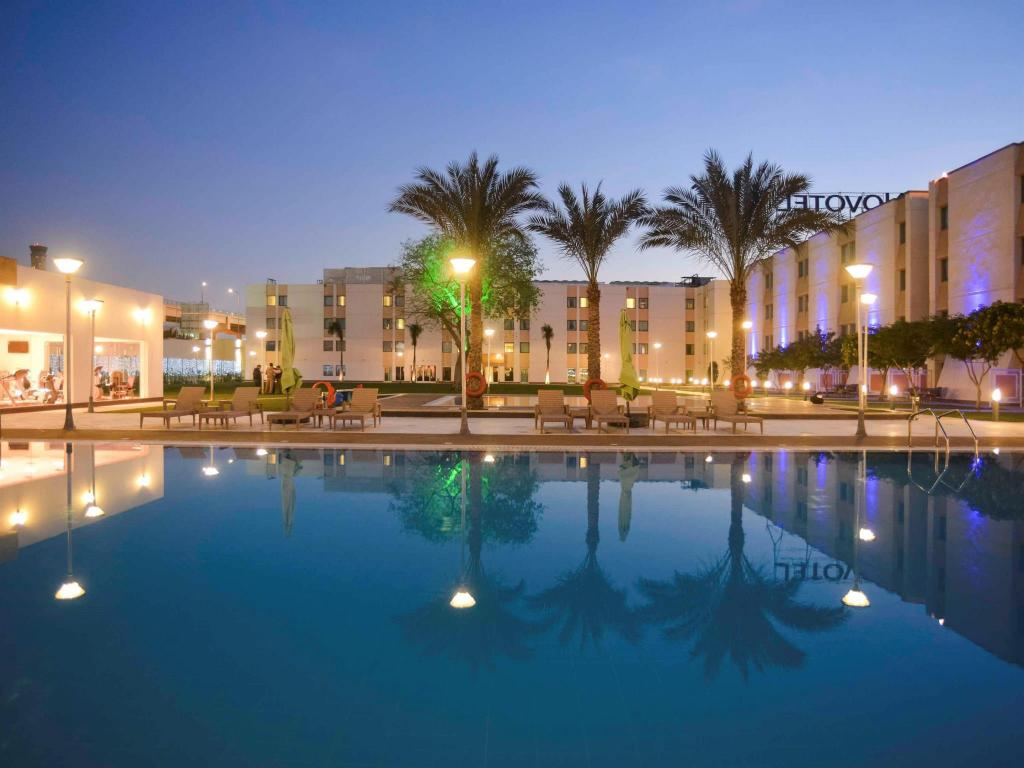 More about Novotel Cairo Airport Hotel