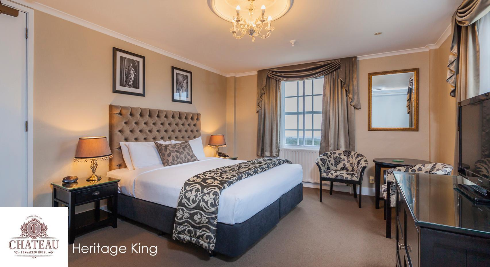 Heritage Hollywood soba s King krevetom (Heritage Hollywood Room with King Bed)