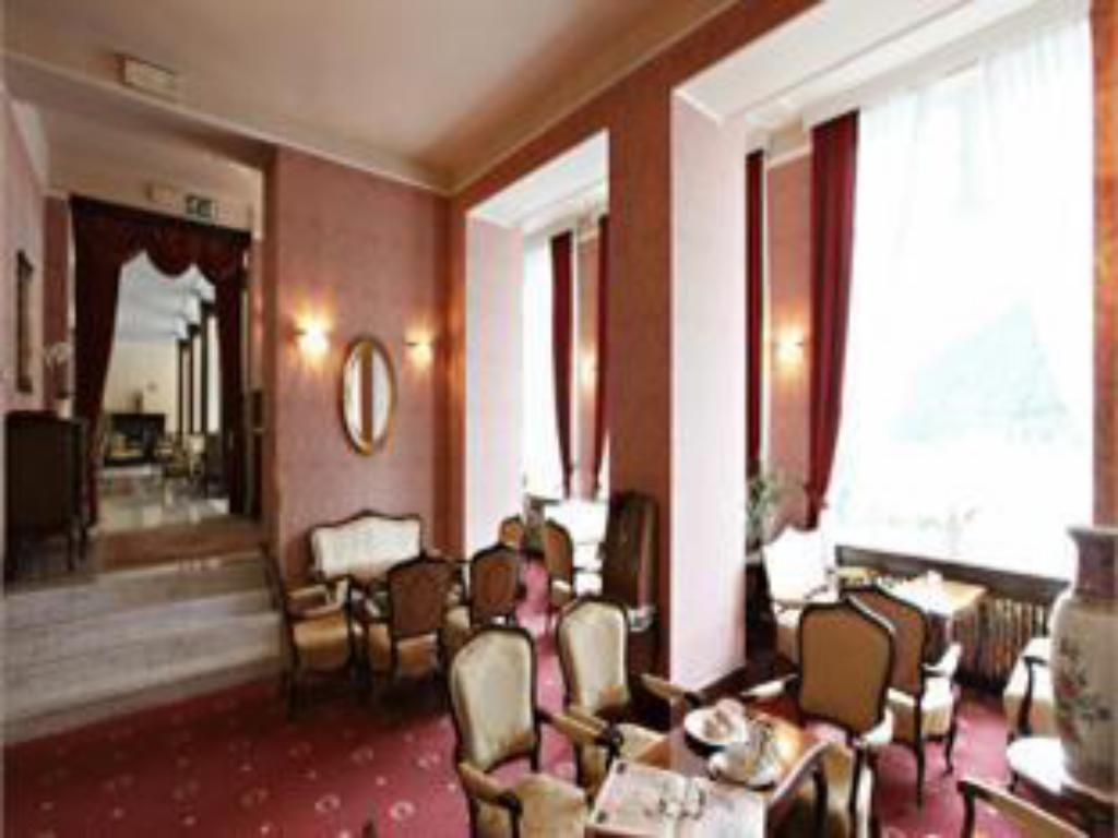 Hotelli interjöör Grand Hotel Toplice - Small Luxury Hotels of the World