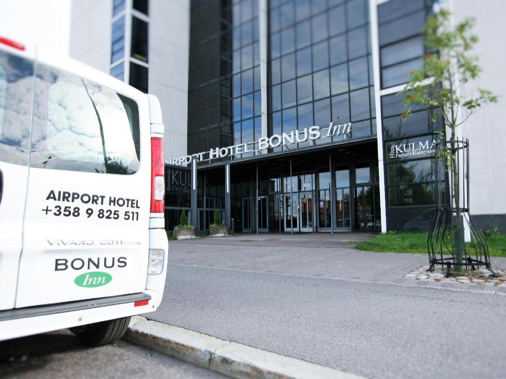 Das Airport Hotel Bonus Inn In Helsinki Buchen