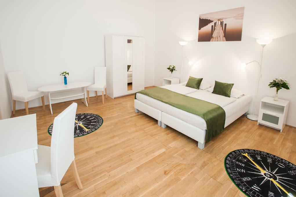 Apartamento de 2 habitaciones (Two Bedroom Apartment)