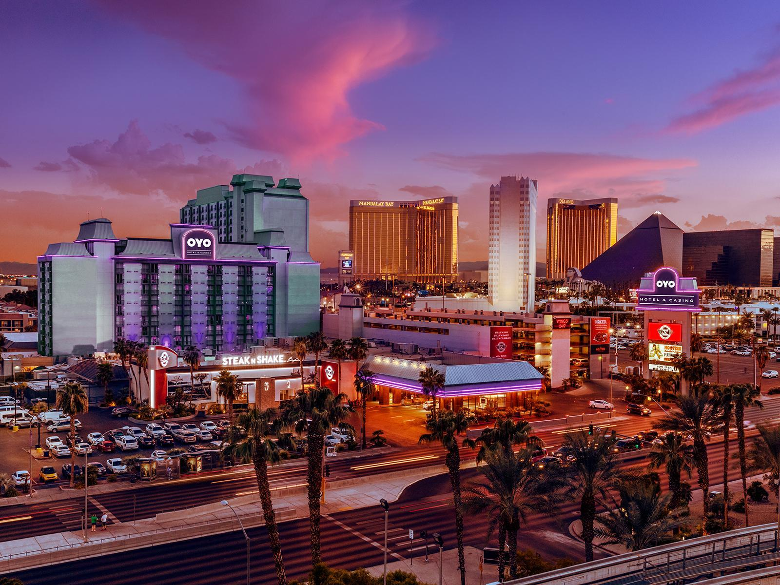 Var är det bästa stället att koppla in i Las Vegas