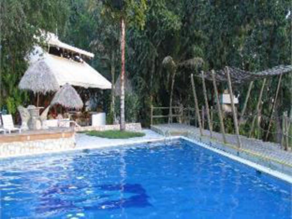 Swimming pool Villa Maya