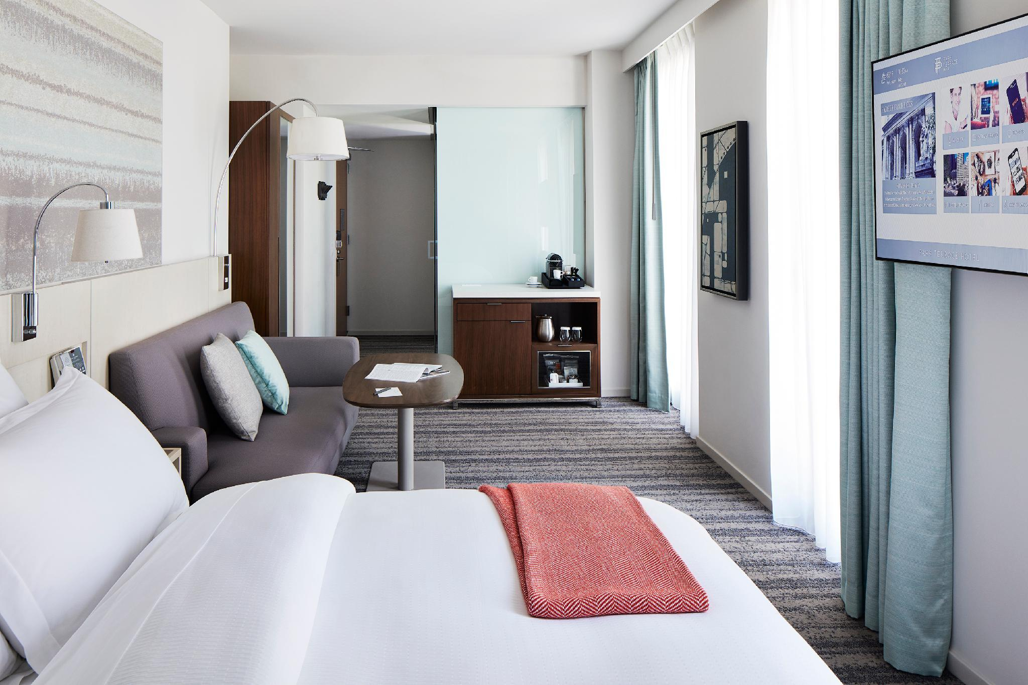 Park Terrace Hotel On Bryant Park In New York Ny Room Deals Photos Reviews