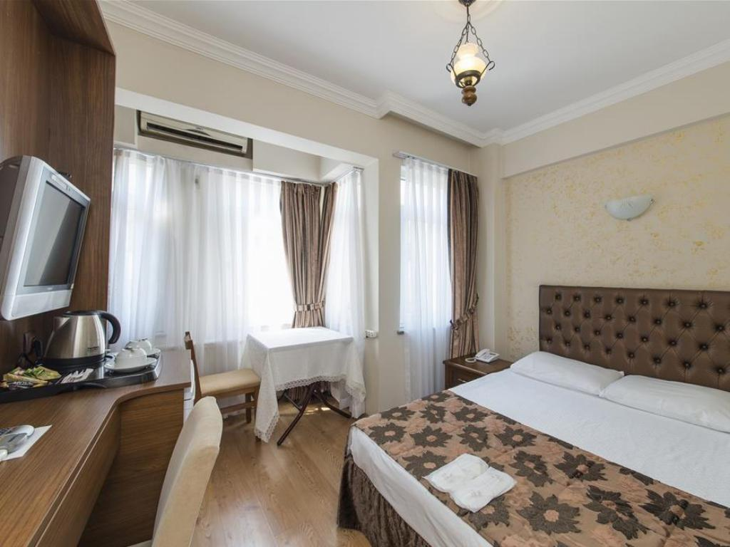 Standard Double - Air Conditioning - Guestroom Hotel Sultan's Inn