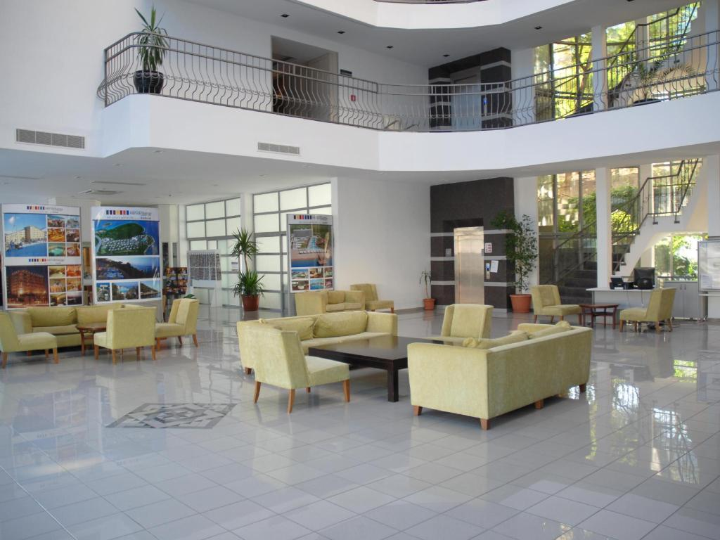 Lobby Kervansaray Marmaris Hotel