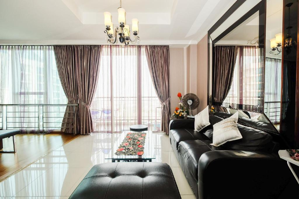 Best Studio Apartment Ancol Mansion By Travelio