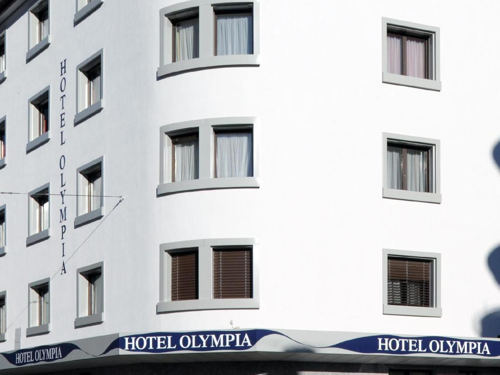 More about Olympia Hotel Zurich
