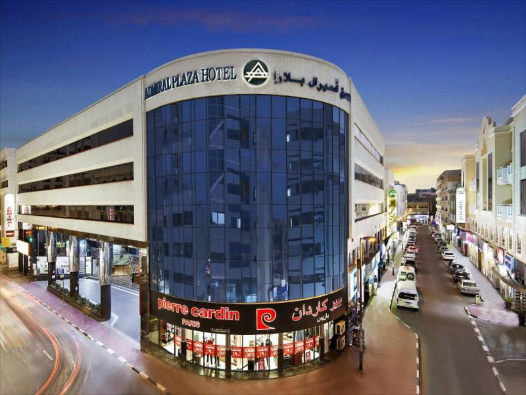 Admiral Plaza Hotel in Dubai - Room Deals, Photos & Reviews