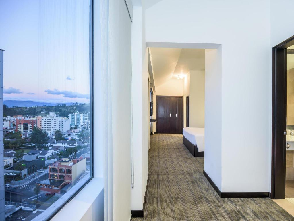 Interior view NH Collection Quito Royal