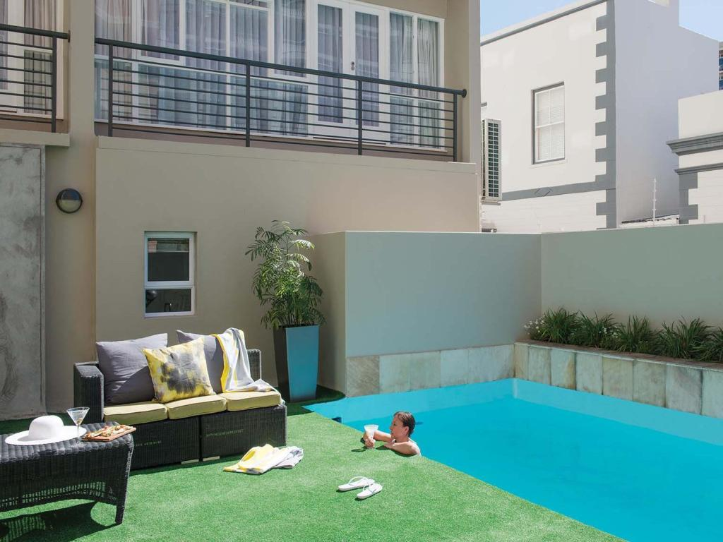 Swimming pool Cape Town Hollow Boutique