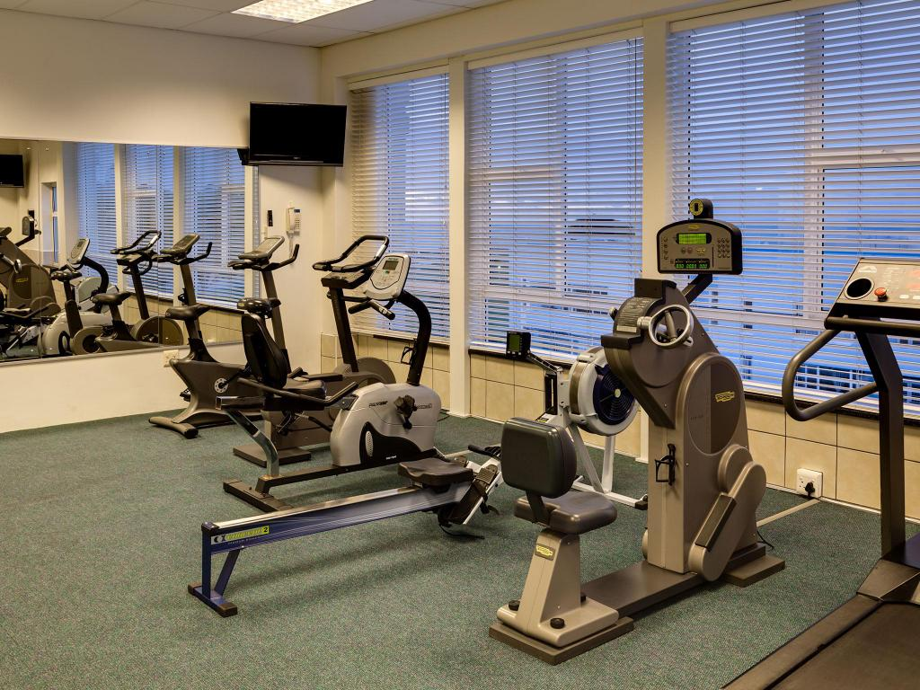 Fitness center Protea Hotel Port Elizabeth Marine