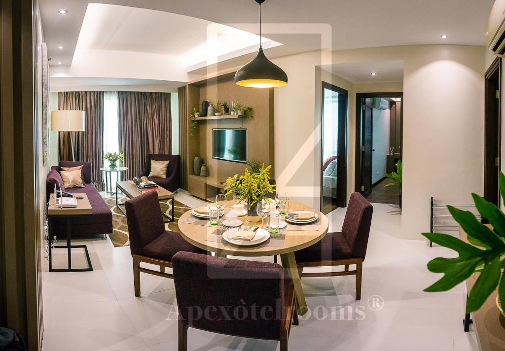 Apartment Near Ayala Cebu Luxury Brand New