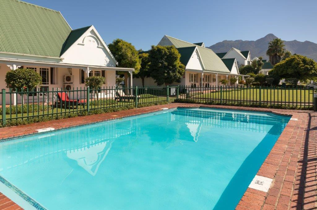 Swimming pool [outdoor] Protea Hotel George King George
