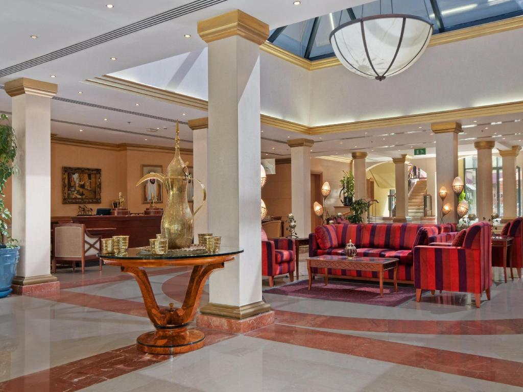 Lobby Fujairah Resort