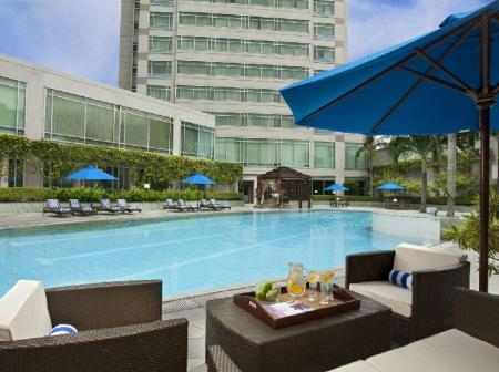 Swimming pool Ascott Makati