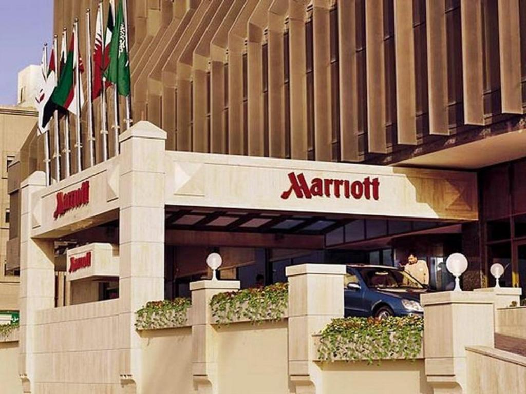 Mais sobre Jeddah Marriott Hotel
