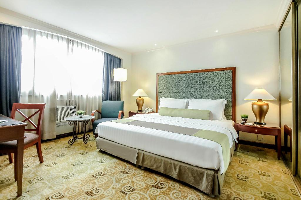 Superior Hot Deal - View Makati Palace Hotel